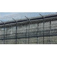 CBT-30 CBT-65 Fence Security Wire Low Carbon Steel Material 450mm - 980mm Manufactures