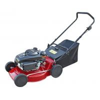 """Quality 18"""" Aluminum Self - Propelled Gasoline Hand Push Lawn Mowers CE Approval for sale"""