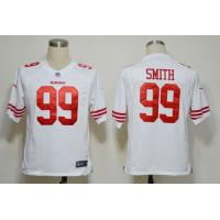 Nike-NFL-Jerseys-San-Francisco-49ers-85-Vernon-Davis-White-Game&clothing-wholesale-online.com Manufactures
