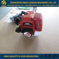 23CC Red Gasoline Grass Cutter Small Handle Single Cylinder G23 Air Cooled Manufactures