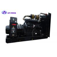 800 KVA Prime Power Industrial Diesel Generators Automatic Start / Stop System, China Generator Manufactures