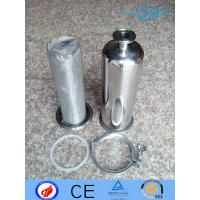 Domestic Water Filters Filter Cartridge Housing EDI System / UF System Manufactures