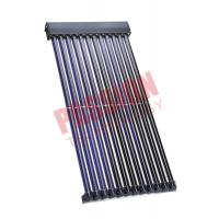 Buy cheap Pitched Roof Heat Pipe Solar Collector Adjustable Aluminium Frame  1-4 M2 from wholesalers