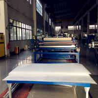 China PC PE PP Hollow Profile Sheet Machine AF-1600 / 1800 / 2100 / 2400 on sale