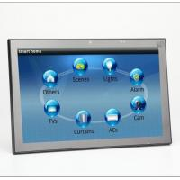 China Industrial Flush Mount NFC Reading POE Powering Touch Panel 10 inches android 6 OS tablet on sale
