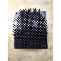 Highly Difficult 6063T5 Black Anodized Heatsink Cnc Machining Part With CNC Machining Drilling And Milling Manufactures
