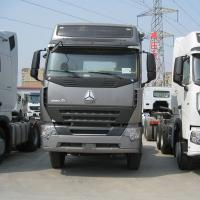 Buy cheap HOWO A7  Prime Mover Truck and trailer ZZ4257N3247 semi truck mover from wholesalers