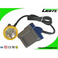 Corded Flame Resistant Coal Mining Lights 15000lux High Brightness 1 Year Warranty Manufactures
