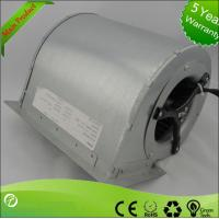 AC Double Inlet Industrial Centrifugal Fans / High Pressure Centrifugal Blower Manufactures