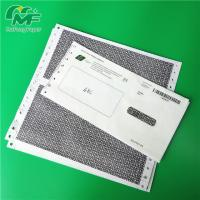 China ATM Pin Code Ncr Carbonless Paper High Surface Strength Even Coating Weight Profile on sale