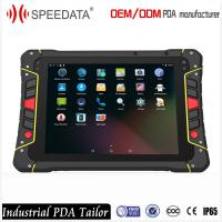 8 Inch Data Collection Terminal Android Handheld Rfid Reader Nfc Rugged Tablet Indusctrial Class Manufactures
