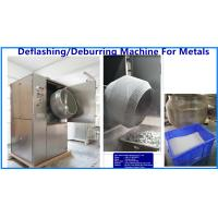 Case Study:Deflashing/Deburring machine for zinc die-casts,Aluminum-magnesium alloy,NF metal, precision die-casting; Manufactures