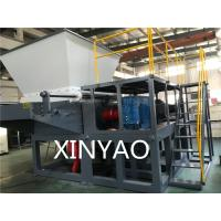 PE PVC pipes  ABS  Nylon Rod Wood Waste Shredder Machine Manufactures