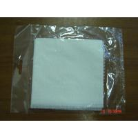 """Tack cloth white Car paint use cleaning cloth 36""""x18"""" folded one in PE bag Manufactures"""