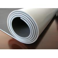 China Industrial Grade Silicone Rubber Diaphragm Sheet For Solar Laminator Press on sale