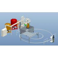Large Scale Polyurethane Foam Equipment with Configuration / Box Foaming Line Manufactures
