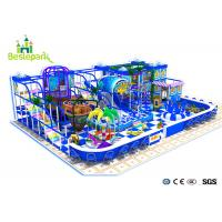 Commercial Center Ocean Themed Playground Anti - Static Customized Design