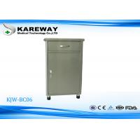 Buy cheap Stainless Steel Homecare Medical Storage Cabinets , Hospital Storage Cabinets With Stable Base KJW-BC06 from wholesalers
