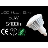 Super Bright 75W Low Bay Led Lights Isolated Driver CRI85 PF0.9 AC85-265V Manufactures