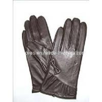 Brown Classical Sheepskin Gloves (CF2681) Manufactures