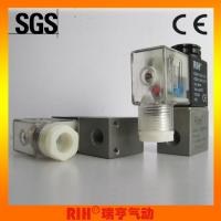2 way NC direct acting mini solenoid valves 1/4'' 24V china factory Manufactures