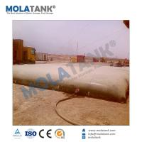 Molatank High Quality portable Steel water storage tank for sale Manufactures
