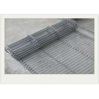 China Chocolate Wire Mesh Conveyor Belt With Large Open Area For Medical Equipment on sale