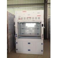 Hot Sale PP Lab Furniture Low Cost Fuming Cupboard Polypropylene Laboratory Fume Hood Manufactures