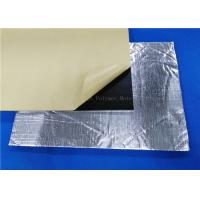 Acoustic Soundproofing Noise / Sound Insulation Foam Sticky Pad SGS Certification Manufactures