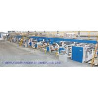 High Speed Layer Corrugated Paper Board Pre Press Equipment Production Line Manufactures