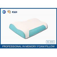 Quality Shoulder Care Memory Foam Contour Pillow, Moulded PU Visco Elastic Pillow for sale