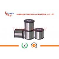 Soft Magnetic Alloys Wire 1J85 for Magnetic Amplifier , Precision Alloy Services Manufactures