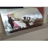 Beauty Salon Station Magic Mirror Tv , Illuminated Mirror Screen Tv Rohs Manufactures