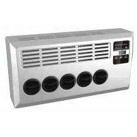 China 12/24V DC Battery Powered Truck Air Conditioner With Big Cooling Capacity for sale