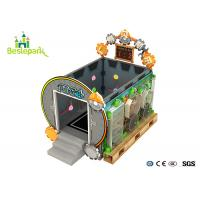 Shopping Mall Kids Indoor Playground With Race Against Time Safe & Environmental Manufactures