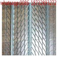 12.6mmX7.1mm aperture rib lath on timber frame for stucco/Construction Hot Sale Expanded High Rib Lath Manufactures