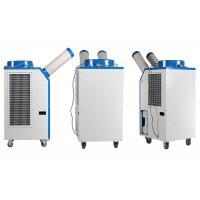 Portable Single Phase 220V Spot Cooling Air Conditioner Movable 1.5 Ton for sale