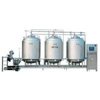 Clean-in-Place Electric Drinking Water Treatment Systems For Beverage Filling Line Manufactures