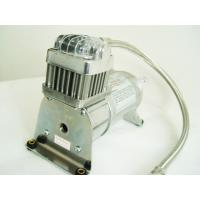 Quality Offboard Portable Steel Chrome DC12V Air Ride Suspension Compressor for the car for sale