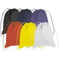 China Customized Polyester Sport Drawstring Bag wholesale