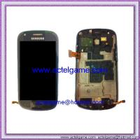 Samsung Galaxy S3 Mini i8190 LCD Screen with Digitizer blue Samsung repair parts Manufactures