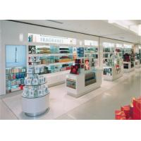 Custom Acrylic Products Acrylic Jewelry Gift Display For Shopping Mall Manufactures