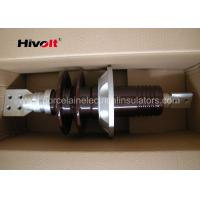 24kV 1500A High Voltage Transformer Bushings With Tin Live Parts Coating Manufactures