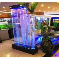 China 2017 NEW Waterfall-style LED wall screen on sale