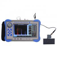 China Sd Card Portable Ultrasonic Flaw Detector Touch Screen Auto Calibration Function on sale