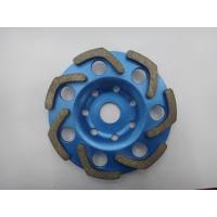 China OEM Electroplated Diamond Cup Grinding Wheel Marble ,  Concrete Grinding Wheel on sale