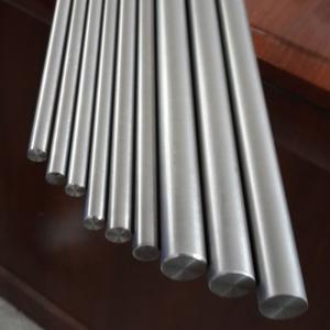 China Lightweight 6AL - 4V Titanium Alloy Bar Heat Resistance Multi Functional on sale