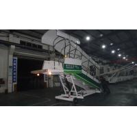 Security Airplane Steps Ladder 50 - 80 Km Travelling Distance Curtis Controller