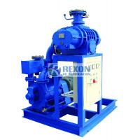 High Efficient Vacuumizing System For Transformer Vacuum Pumps Group Manufactures