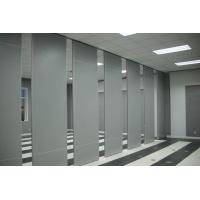 Good Sound Insulation Movable Room Divider 500 mm Panel Width Manufactures